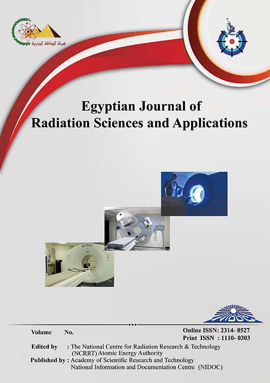 Egyptian Journal of Radiation Sciences and Applications